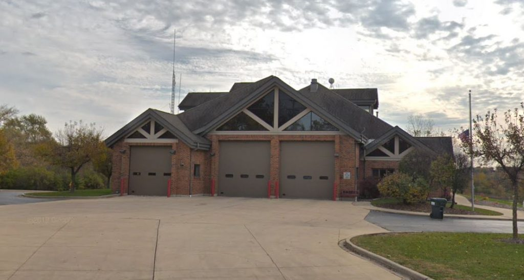 Bell Rd fire Station